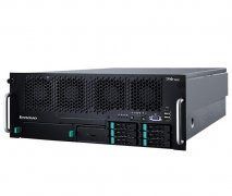 联想万全R680G7 企业级服务器2颗六核E7-4807/8GB