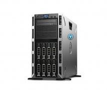 戴尔T430塔式服务器主机2*16GB+4块 600GB SAS+R5