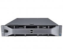 Dell戴尔R420服务器主机E5-2420V2*2+550W*2 16G*4 2T*3