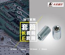 WT系列铬钒钢12.5mm长套筒