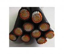 KGGP-3G铜导体 硅橡胶绝缘 屏蔽铠装控制电缆