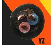 YZ型0.3/0.5kV软铜导体通用橡套电缆