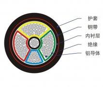 铝芯交联聚乙烯绝缘聚乙烯护套电力电缆