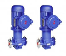 TCL立式不锈钢磁力管道泵