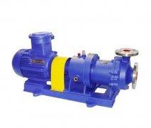 TIC国际化工标准磁力泵