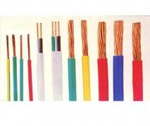 BV聚氯乙烯绝缘布线电缆