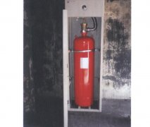 GQQ型柜式七氟丙烷灭火装置