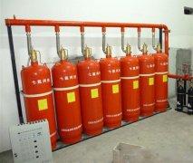 HFC-227ea型七氟丙烷自动灭火系统