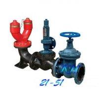 SQX系列地下式水泵接合器