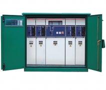 森源XGN86A-12箱式气体绝缘金属封闭环网柜