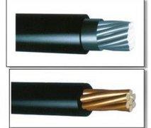 JKLV铝导体聚氯乙烯绝缘架空绝缘电缆