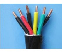 ZC-KVVP聚氯乙烯护套阻燃C类控制电缆