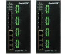 ISCOM 2108-I-4R 千兆工业以太网交换机